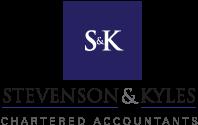 Stevenson & Kyles Chartered Accountants Logo